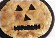 Picture of Jack O'Lantern Cinnamon Treats Recipe - Item No. 348-jackolantern-cinnamon