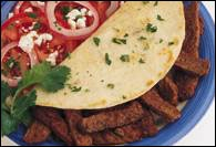 Picture of Seared Steak Soft Tacos Mexican Recipe - Item No. 350-seared-steak-tacos