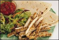 "Picture of ""Open Sesame"" Chicken Tacos - Item No. 351-open-sesame-tacos"