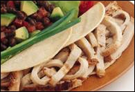 Picture of Easy Bake Pork Loin Fajitas - Item No. 352-easybake-porkfajitas