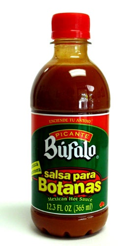 Picture of Bufalo Botanera Hot Sauce 12.3 oz - Item No. 36374-93520