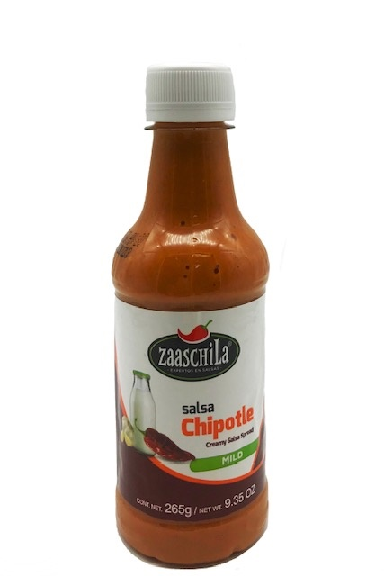 Picture of Zaaschila Chipotle Creamy Salsa Spread 9.35 oz - Item No. 36817-70265