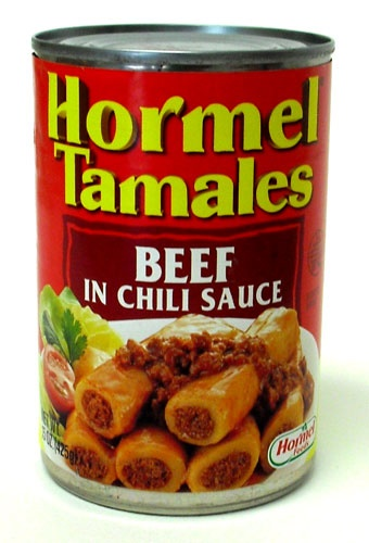 Picture of Hormel Beef Tamales 9 oz - Item No. 37600-21629