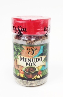 Picture of El Sol Menudo Mix 1 oz - Item No. 37714-02007