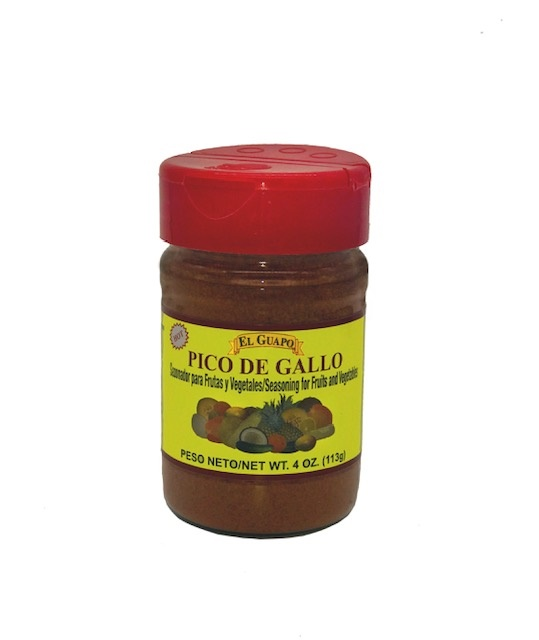 Picture of Pico de Gallo Seasoning for Fruit Seasoning by El Sol - Item No. 37714-02010