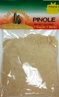 Picture of Pinole de Maiz Ground Corn by El Sol de Mexico - Item No. 37714-pinole