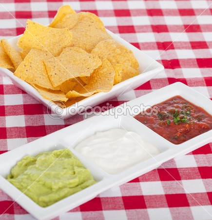 Picture of Southwest Taco Dip Recipe- Item No.390-southwest-taco-dip