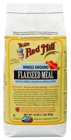 Picture of Flaxseed Meal by Bob's Red Mill - Item No. 39978-00330