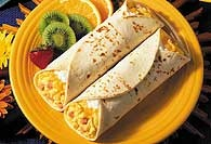 Picture of Sunrise Burrito Recipe - Item No. 402-sunrise-burritos