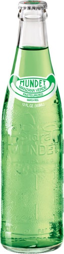 Picture of Sidral Mundet Green Apple Soda 12 oz - Item No. 42301-00326