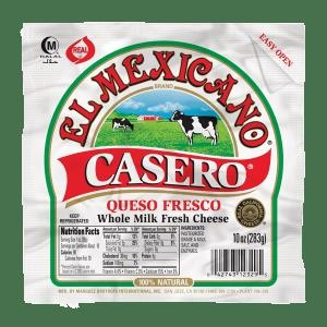 Picture of Queso Fresco Casero El Mexicano - Whole Milk Cheese 100% Natural Tri-Pack&nbsp;- Item No.&nbsp;42743-12301