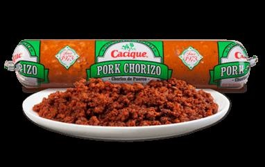 Picture of El Mexicano Pork Chorizo 9 oz - 3 Pack - Item No. 42743-17990