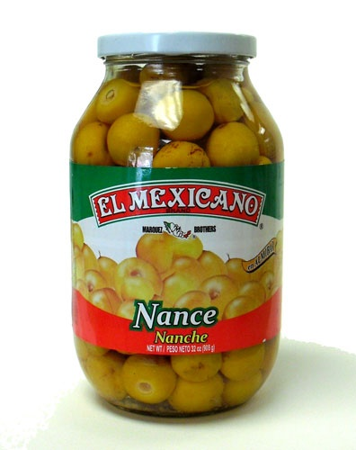 Picture of El Mexicano Nanche - Nance en Almibar 32 oz.&nbsp;- Item No.&nbsp;42743-23132