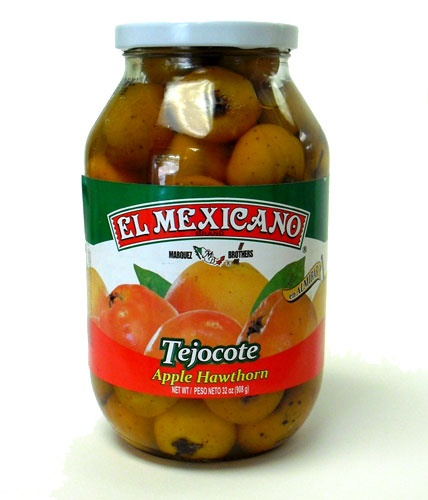 Picture of El Mexicano Tejocote en Almibar 32 oz. - Item No. 42743-23133