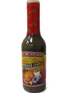 Picture of Mojo Criollo Marinating Sauce by El Mexicano 20 FL OZ - Item No. 42743-23155