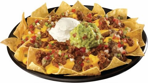 Picture of Out-of-Bounds Smoked Sausage Nachos Recipe - Item No. 433-out-of-bounds-smoked-sausage-nachos