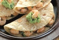 Picture of Shrimp Tacos Mexican Recipe - Tacos de Camaron - Item No. 437-shrimptacos