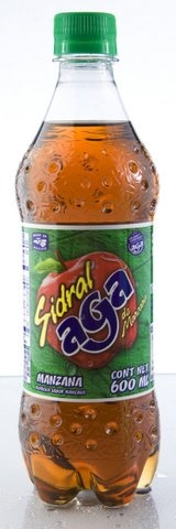 Picture of Sidral Aga de Manzana 20.2 fl oz - Item No. 44886-19523