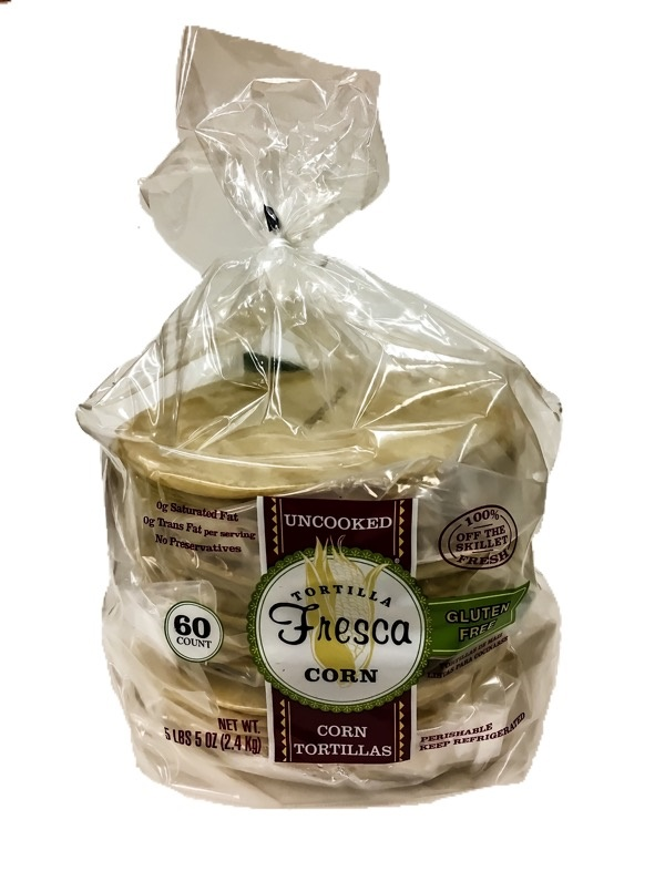 Picture of Uncooked Corn Tortillas by TortillaLand 6 inch - 60 ct - Item No. 44946-08378