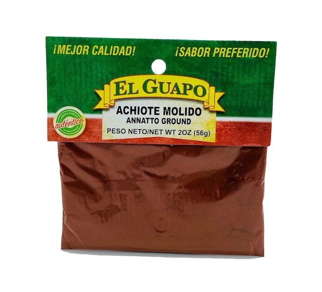 Picture of Achiote Molido Annatto Ground 2 oz&nbsp;- Item No.&nbsp;44989-00068
