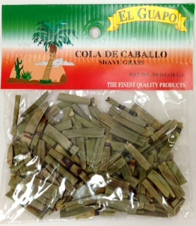 Picture of Cola de Caballo Shave Grass 3/8 oz&nbsp;- Item No.&nbsp;44989-00928