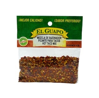 Picture of Hot Taco Mix by El Guapo - Item No. 44989-00937