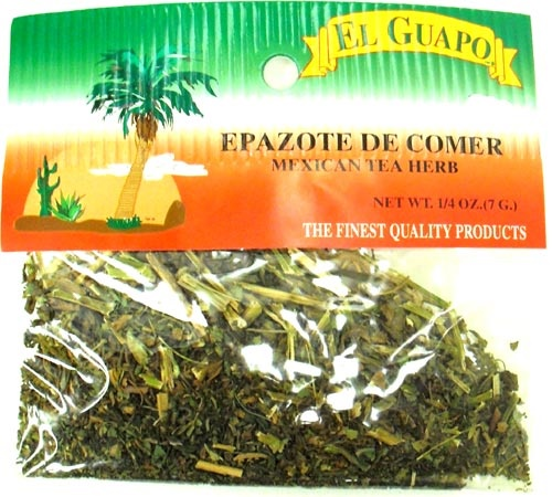 Picture of Epazote - Mexican Tea Herb 1/4 oz - Item No. 44989-33078