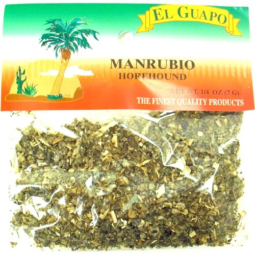 Picture of Horehound - Manrubio 1/4 oz - Item No. 44989-33093