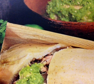 Picture of Chicken Tamales - Mexican Recipe - Item No. 452-chicken-tamales