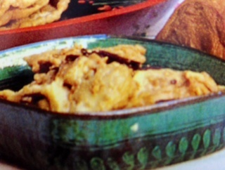 Picture of Capirotada - Mexican Recipe - Item No. 455-capirotada