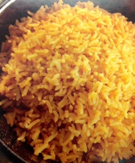 Picture of Spanish Rice Mexican Recipe - Item No. 457-spanish-rice
