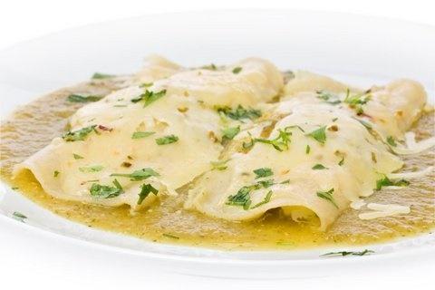 Picture of Veggie Enchiladas Recipe of Mexico- Item No.458-veggie-enchiladas