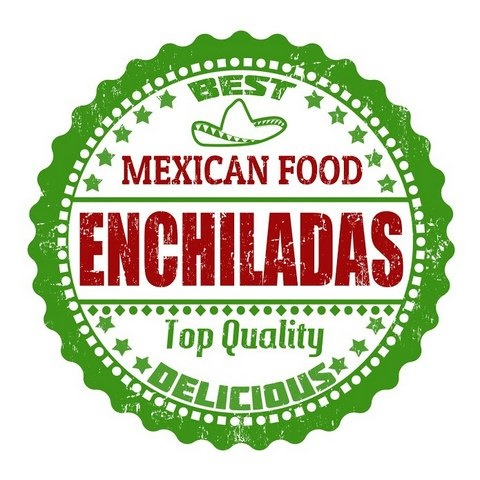 Picture of Microwave Vegetarian Enchiladas Recipe- Item No.46-microwave-vegetarian-enchiladas