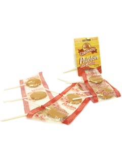 Picture of Coronado Paleta de Cajeta Grande 10 count - Item No. 4605