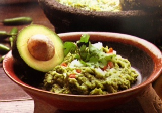 Picture of Guacamole Mixtec Style&nbsp;- Item No.&nbsp;463-guacamole--mixtec-style