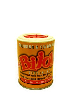 Picture of Bijol Coloring and Seasoning Condiment 2 oz - Item No. 4747