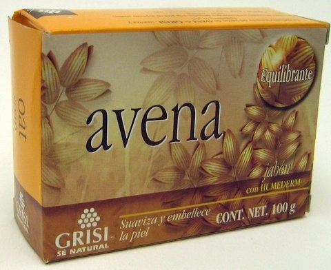 Picture of GRISI Avena - Oat Bar Soap 3.5 OZ&nbsp;- Item No.&nbsp;47564