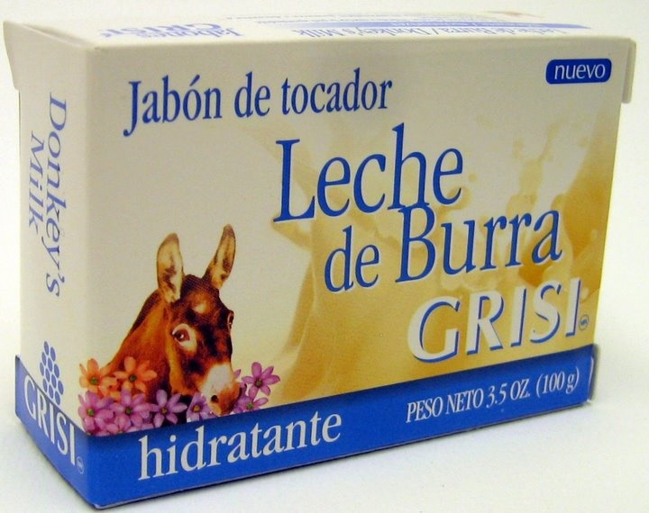 Picture of GRISI Leche de Burra - Dunkey's Milk Bar Soap 3.5 OZ - Item No. 47565