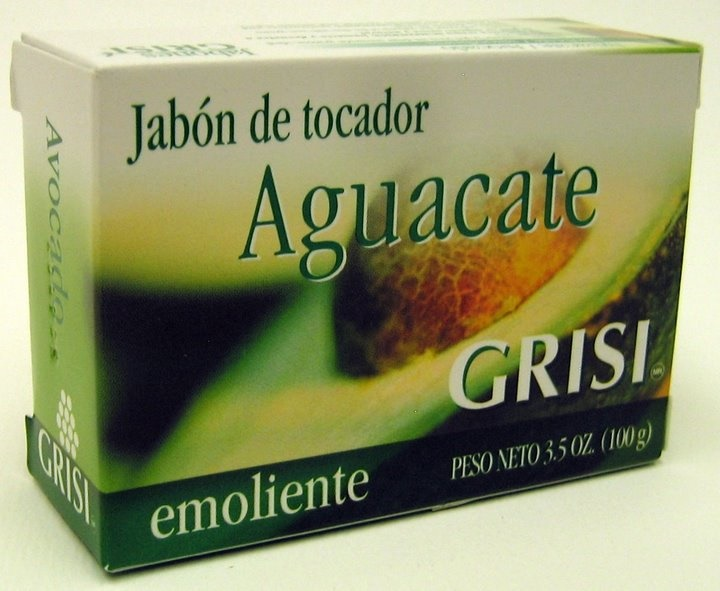 Picture of GRISI Aguacate - Avocado Bar Soap 3.5 OZ&nbsp;- Item No.&nbsp;47566