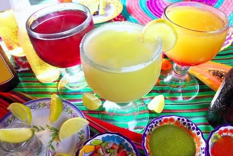 Picture of Authentic Mexican Margaritas - Item No. 477-authentic-mexican-margaritas