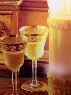 Picture of Rompope Mexican Eggnog Drink Recipe - Item No. 479-rompope