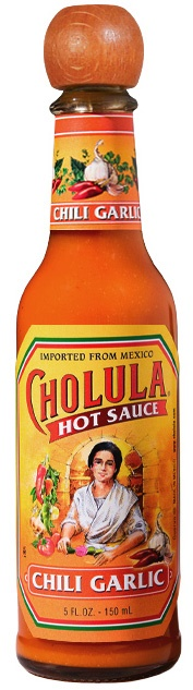 Picture of Cholula Hot Sauce with Garlic 5oz - Item No. 49733-80011