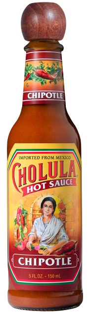 Picture of Cholula Hot Sauce with Chipotle 5oz - Item No. 49733-83011