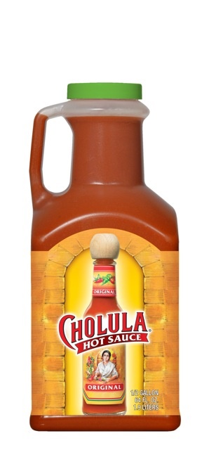 Picture of Cholula Hot Sauce Original 64oz - Item No. 497331
