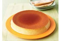 Picture of Authentic Mexican Flan Recipe Mexico Style - Item No. 499-authentic-mexican-flan