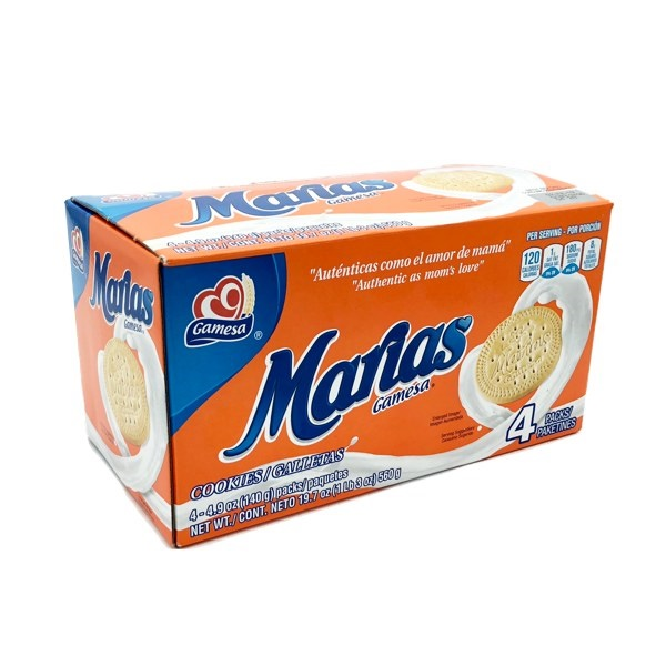 Picture of Gamesa Maria's Traditional Cookies 5.5 oz.&nbsp;- Item No.&nbsp;5000