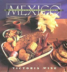 Picture of The Vegetarian Table: Mexico by Victoria Wise - Item No. 50005