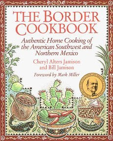 Picture of The Border Cookbook by Cheryl Alters Jamison and Bill Jamison&nbsp;- Item No.&nbsp;50016