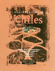 Picture of Beginning With Chiles by Mary Lou Creechan and Jim Creechan - Item No. 50021