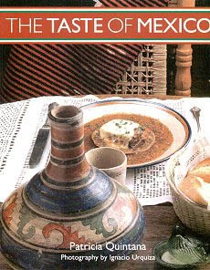 Picture of The Taste of Mexico by Patricia Quintana&nbsp;- Item No.&nbsp;50022
